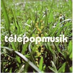 Télépopmusik – Breathe - CD Single Promo