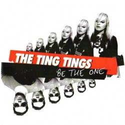 The Ting Tings – Be The One - CDr Single Promo