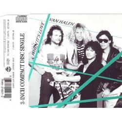 Van Halen – When It's Love - CD 3 inches + Adapter