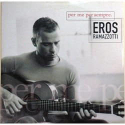 Eros Ramazzotti ‎– Per Me Per Sempre - CD Single - Cardboard Sleeve