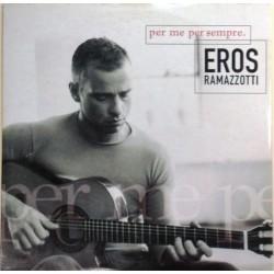 Eros Ramazzotti – Per Me Per Sempre - CD Single - Cardboard Sleeve