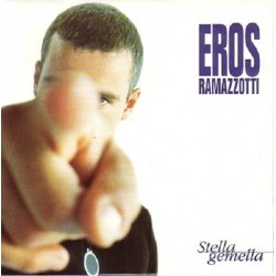 Eros Ramazzotti ‎– Stella Gemella - CD Single - Cardboard Sleeve