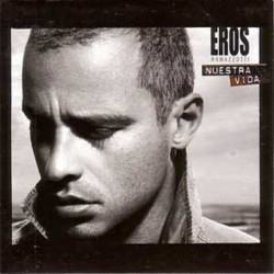 Eros Ramazzotti - Nuestra Vida - CD Single Promo Mexico - Numbered