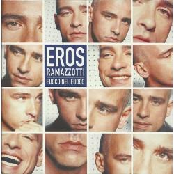 Eros Ramazzotti – Fuoco Nel Fuoco - CD Single - Cardboard Sleeve