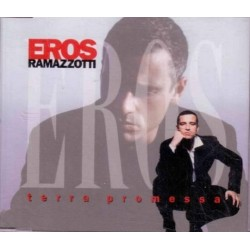 Eros Ramazzotti ‎– Terra Promessa - CD Maxi Single Promo