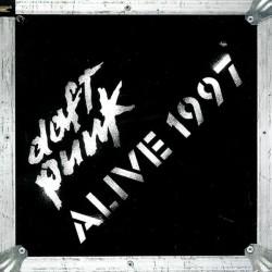 Daft Punk – Alive 1997 - LP Vinyl