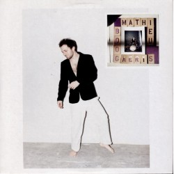 Boogaerts Mathieu - All I Wanna Do - CD Single Promo 1 Track