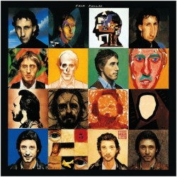 The Who ‎– Face Dances - LP Vinyl + Poster