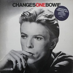 David Bowie – ChangesOneBowie - 2016 - LP Vinyl Black or Clear Edition