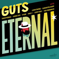 Guts ‎– Eternal - Double LP Vinyl + MP3 Code and Insert