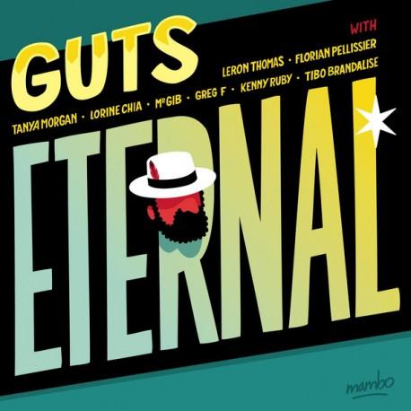 Guts – Eternal - Double LP Vinyl + MP3 Code and Insert