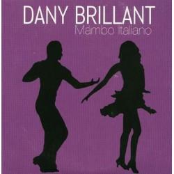 Brillant Daniel - Mambo Italiano - CD Single Promo