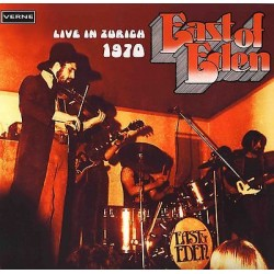East Of Eden - Live In Zurich 1970 - Double LP Vinyl