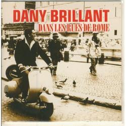 Brillant Daniel - Dans Les Rues De Rome - CD Single Promo