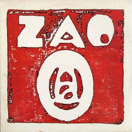ZAO – Z 7 L - LP Vinyl - Gatefold Cover - Edition 180 Gr.
