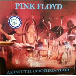 Pink Floyd ‎– Azimuth Coordinator - Double LP Vinyl - Coloured Clear