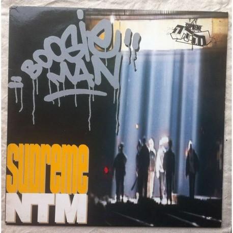 NTM - Boogie Man - Maxi Vinyl - Coloured Silver - Couleur Argent