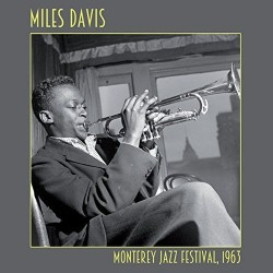 Miles Davis – Monterey Jazz Festival 1963 - LP Vinyl