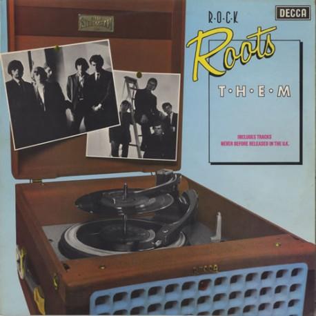 Them – Rock Roots - LP Vinyl - Compilation