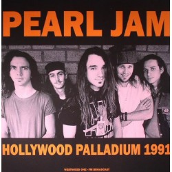 Pearl Jam ‎– Hollywood Palladium 1991 - Westwood One FM Broadcast - LP Vinyl