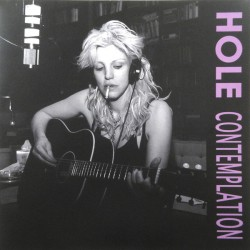Hole - Contemplation - Coloured Pink - LP Vinyl Album - Limited Edition