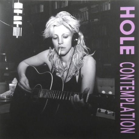 Hole - Contemplation - Coloured Pink - LP Vinyl Album - Limited Edition