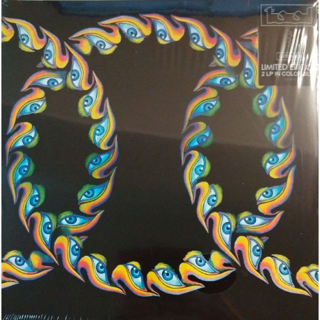 Tool - Lateralus - Coloured Blue - Double LP Vinyl - Limited Edition