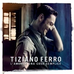 Tiziano Ferro – L'Amore È Una Cosa Semplice - LP Vinyl