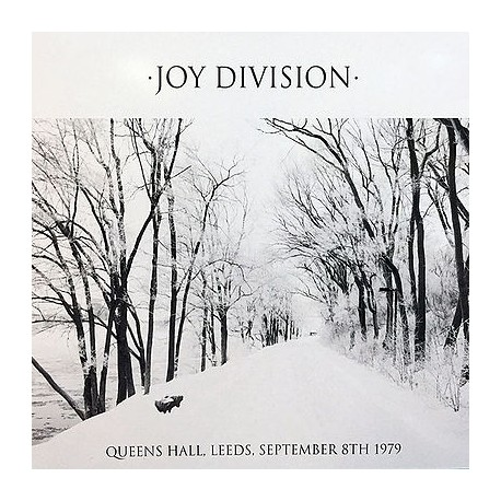 Joy Division ‎– Queens Hall, Leeds, September 1979 - Live - LP Vinyl