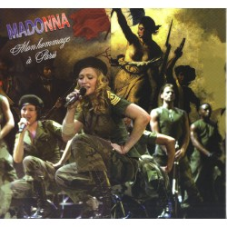 Madonna ‎– Mon Hommage A Paris - Live in France  - Coloured Vinyl - Double LP Album