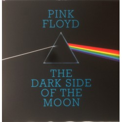 Pink Floyd ‎– The Dark Side Of The Moon - LP Vinyl Album - Philippines Black Edition