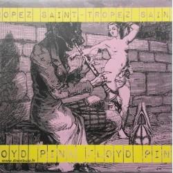 Pink Floyd - Saint Tropez - LIve August 1970 - LP Vinyl Album