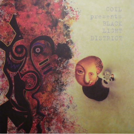 Coil Presents Black Light District – A Thousand Lights In A Darkened Room  - LP Vinyl Album