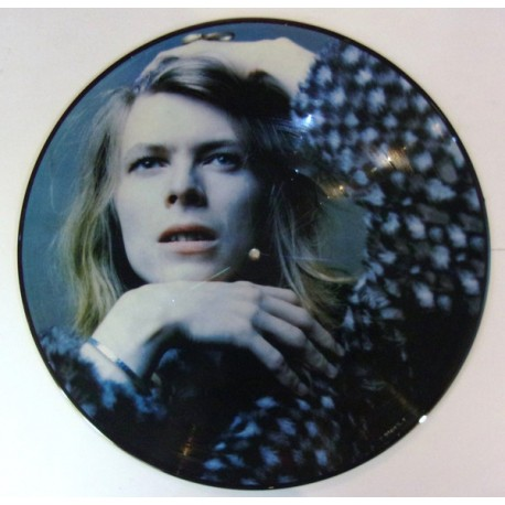 David Bowie ‎– Hunky Dory - Picture Disc - LP Vinyl Album