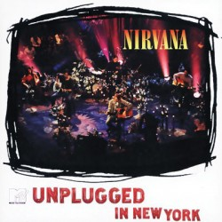 Nirvana ‎– MTV Unplugged In New York - LP Vinyl Album