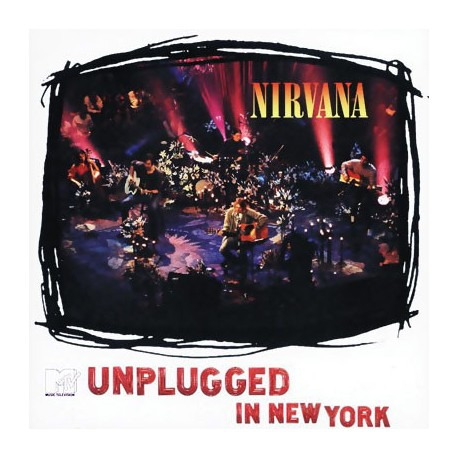 Nirvana – MTV Unplugged In New York - LP Vinyl Album