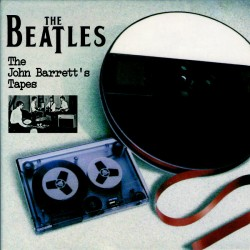 The Beatles ‎– The John Barrett's Tapes - LP Vinyl Album LImited Edition