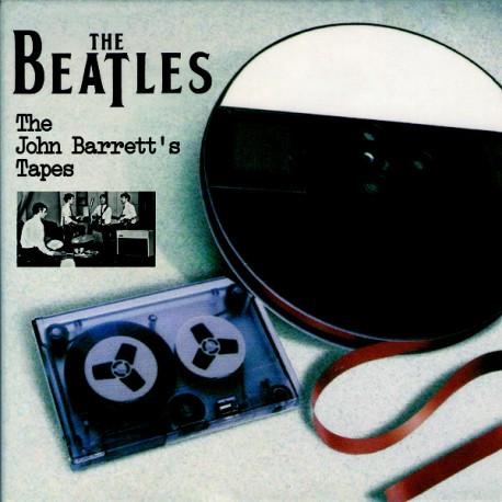 The Beatles – The John Barrett's Tapes - LP Vinyl Album LImited Edition