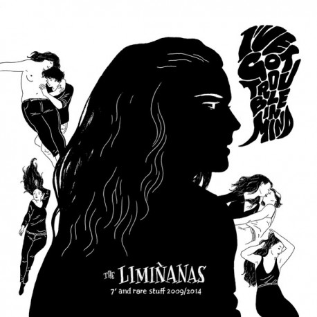 """The Limiñanas – (I've Got) Trouble In Mind: 7"""" And Rare Stuff 2009-2014 - LP Vinyl + CD Edition"""