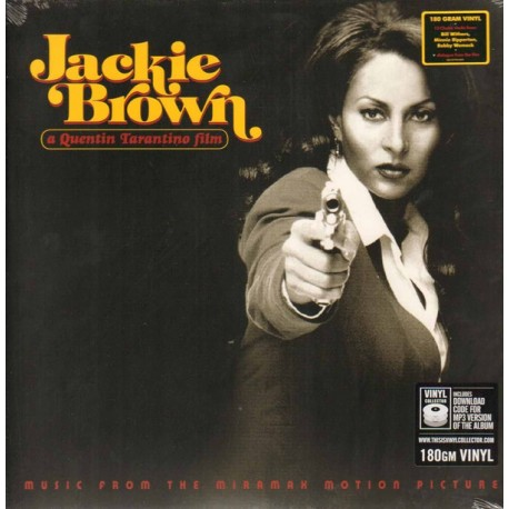 Compilation - Jackie Brown (Music From The Miramax Motion Picture) - Quentin Tarantino - LP Vinyl Album