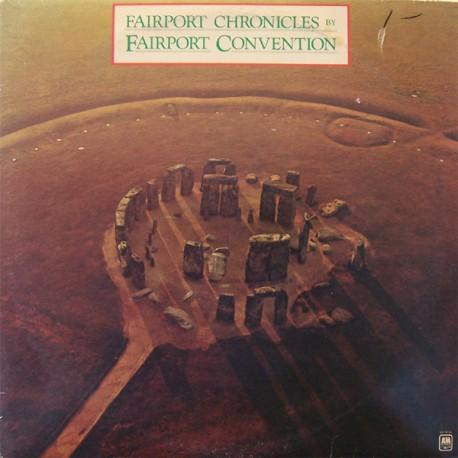 Fairport Convention – Fairport Chronicles - Double LP Vinyl