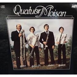 Quatuor Moisan - Quatuor Moisan - LP Vinyl Album