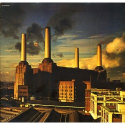 Pink Floyd ‎– Animals - pochette Gatefold - France 1977 with Lyrics