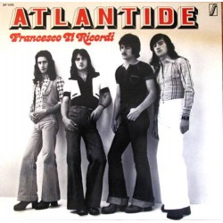 Atlantide  – Francesco Ti Ricordi - LP Vinyl Album - Progressive Rock