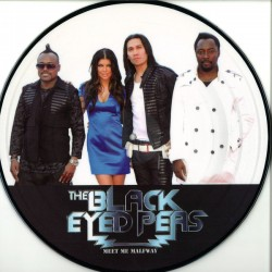 The Black Eyed Peas ‎– Meet Me Halfway - Maxi Vinyl - Picture Disc Edition