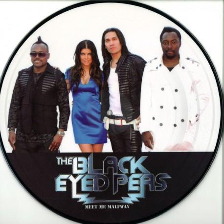 The Black Eyed Peas – Meet Me Halfway - Maxi Vinyl - Picture Disc Edition