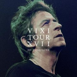 Hubert-Félix Thiéfaine - VIXI Tour XVII - Triple LP Vinyl Album - Live