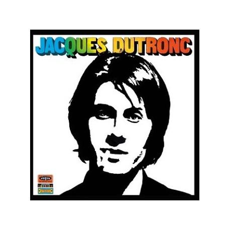 Jacques Dutronc - L'Aventurier - LP Vinyl - Coloured Orange - Limited Edition