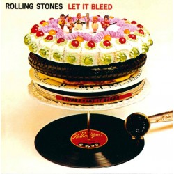 The Rolling Stones ‎– Let It Bleed - CD Album - Digipack Edition