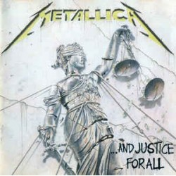 Metallica – ...And Justice For All - CD Album